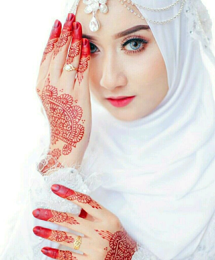 صور منتقبات ومحجبات 25 صور عروسه بالنقاب و الحجاب