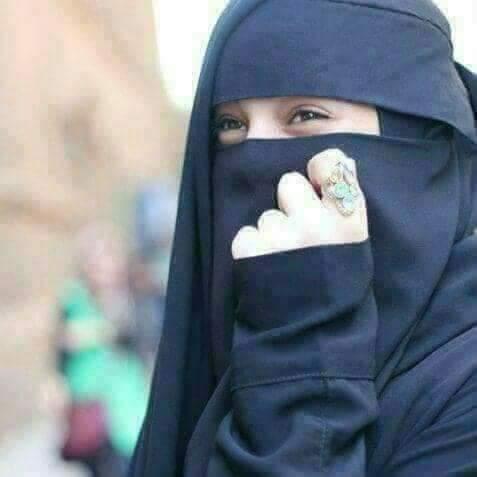 صور منتقبات ومحجبات 26 صور عروسه بالنقاب و الحجاب