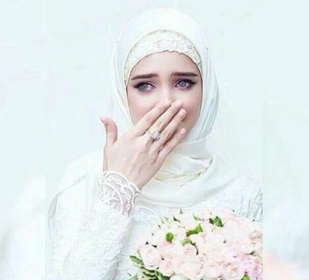 صور منتقبات ومحجبات 28 صور عروسه بالنقاب و الحجاب