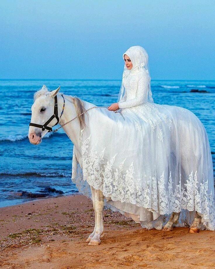 صور منتقبات ومحجبات 3 صور عروسه بالنقاب و الحجاب