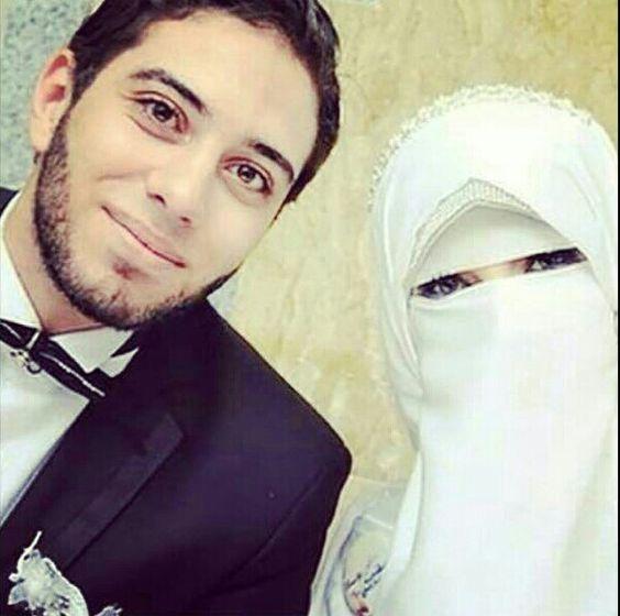 صور منتقبات ومحجبات 30 صور عروسه بالنقاب و الحجاب