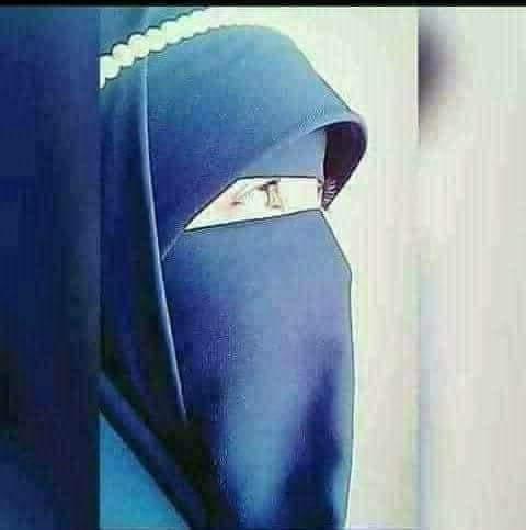 صور منتقبات ومحجبات 7 صور عروسه بالنقاب و الحجاب