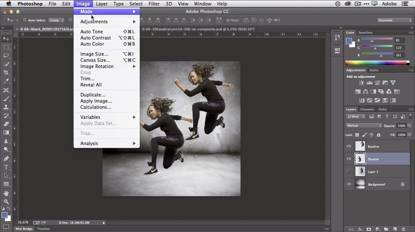 Adobe photoshop لو عاوز تبقى مصمم جرافيك