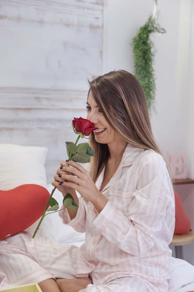 افطار على السرير في عيد الحب 7 عريس و عروسه في عيد الحب