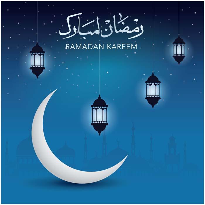 صور و خلفيات شهر رمضان المبارك جرافيك مان