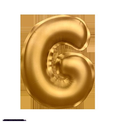 G 3D Alphabet Foil Balloon in PNG حروف بالونات الهيليوم كامله