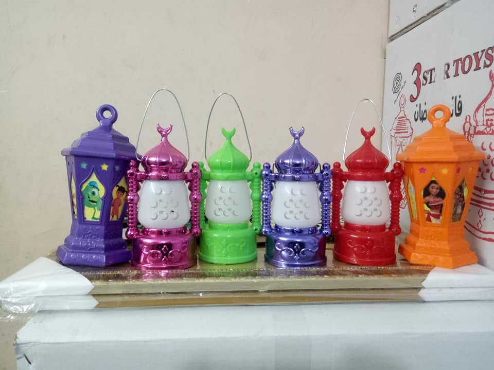 فوانيس رمضان 11 1 مصنع فوانيس رمضان بلاستيك
