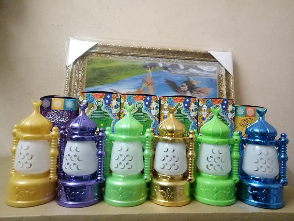 فوانيس رمضان 13 مصنع فوانيس رمضان بلاستيك