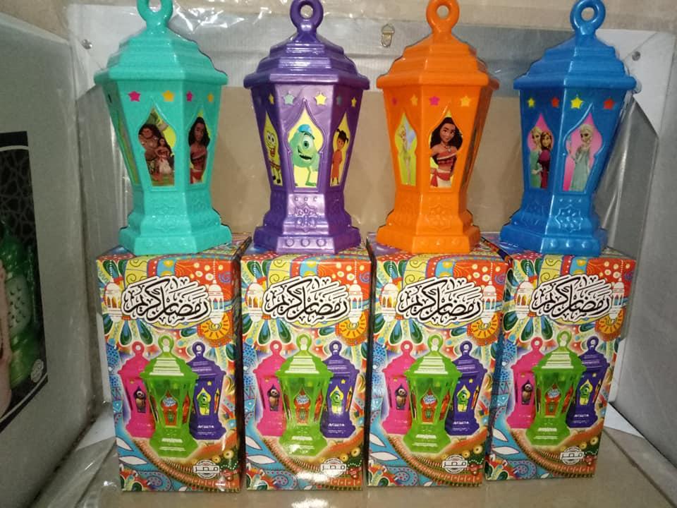 فوانيس رمضان 14 مصنع فوانيس رمضان بلاستيك