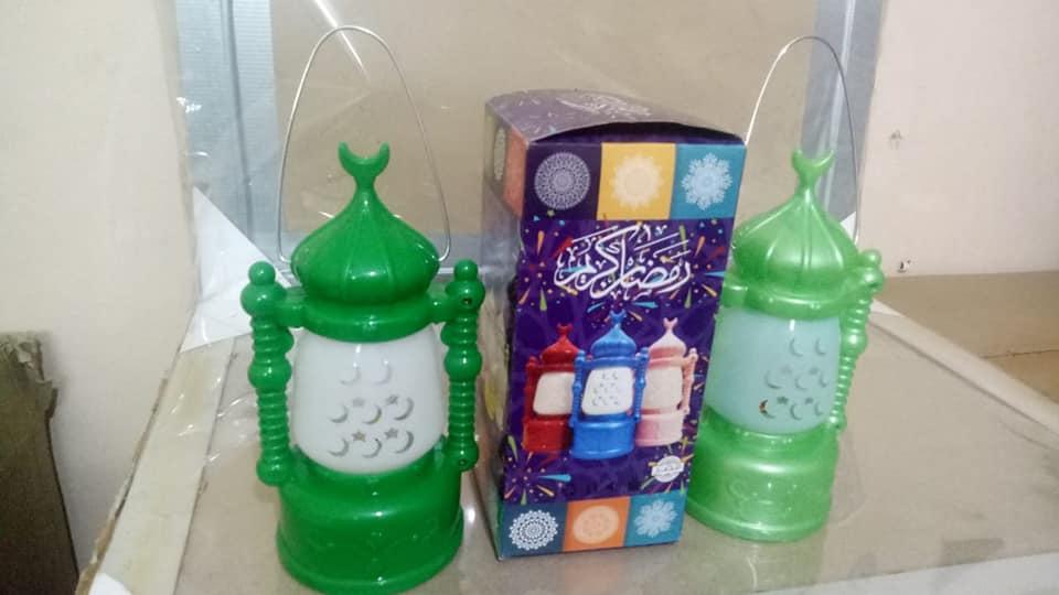 فوانيس رمضان 18 مصنع فوانيس رمضان بلاستيك