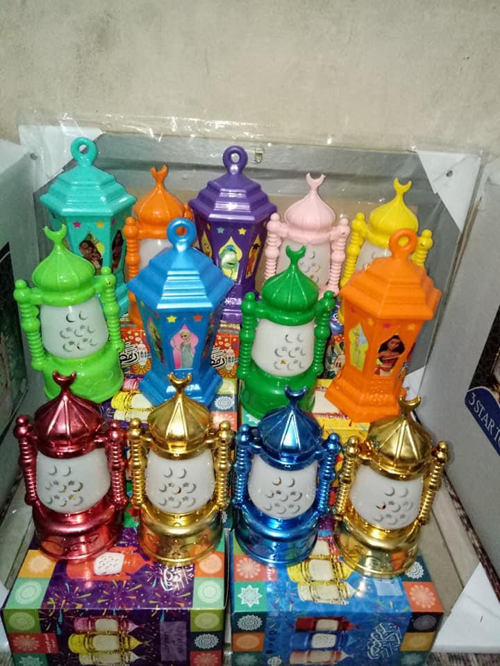 فوانيس رمضان 32 مصنع فوانيس رمضان بلاستيك