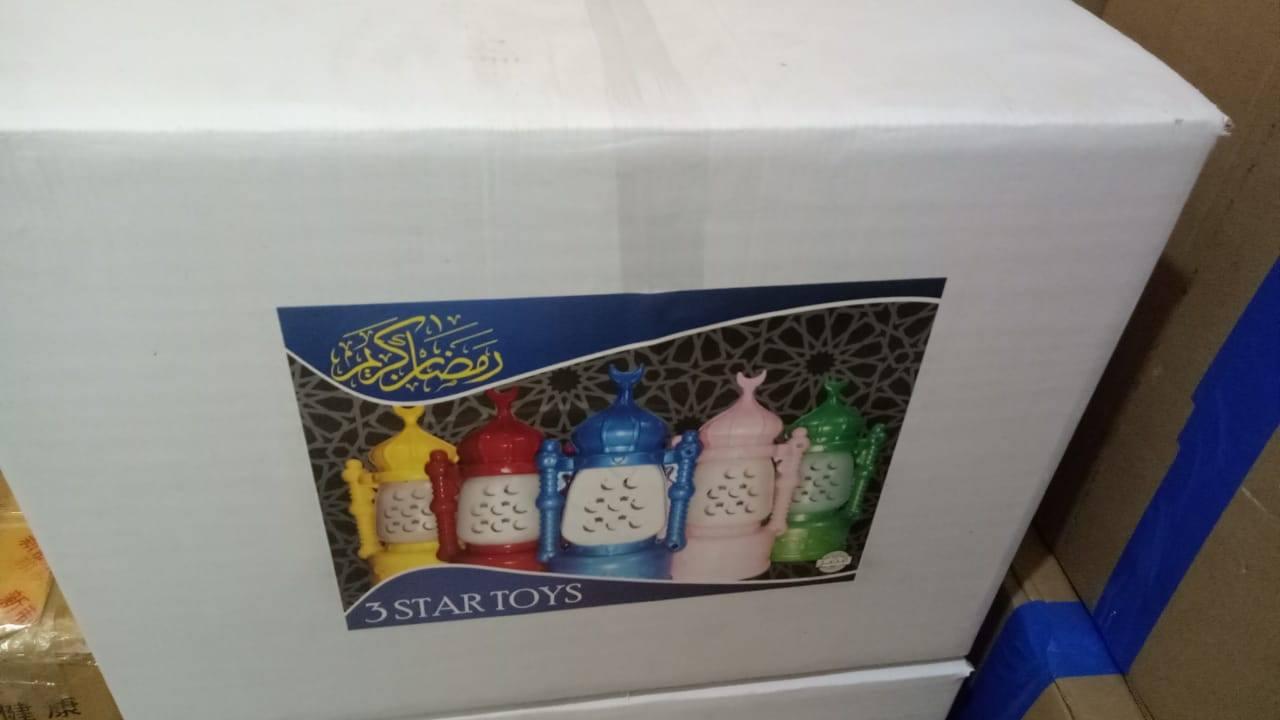 فوانيس رمضان 7 1 مصنع فوانيس رمضان بلاستيك