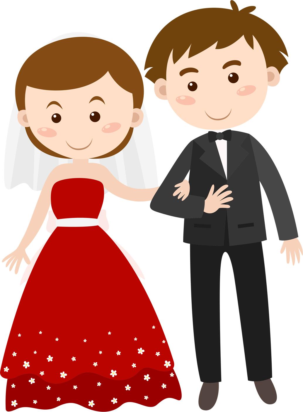 wedding cartoon poster 12 بوستر عريس وعروسة كرتون للفرح
