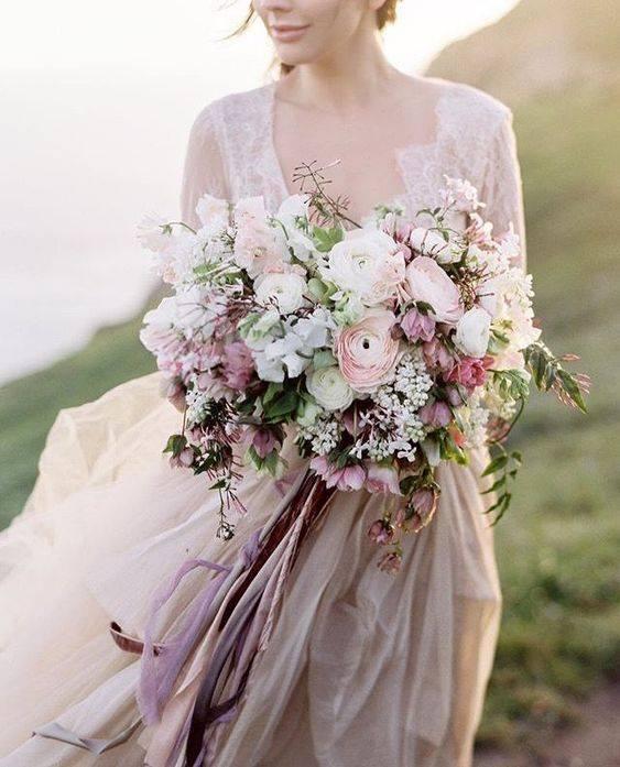 بوكيه ورد العروسه 14 صور بوكيه ورد العروسه