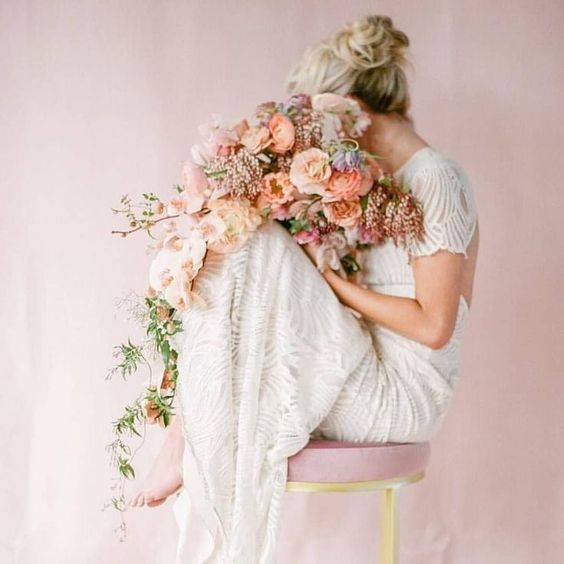 بوكيه ورد العروسه 2 صور بوكيه ورد العروسه