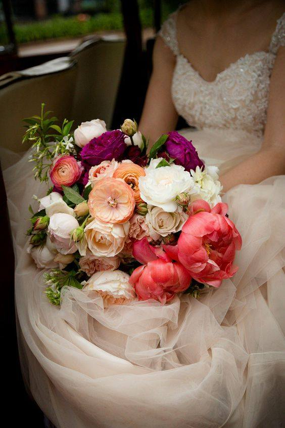 بوكيه ورد العروسه 27 صور بوكيه ورد العروسه