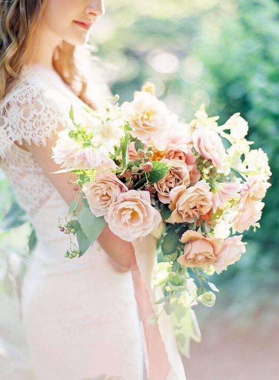 بوكيه ورد العروسه 6 صور بوكيه ورد العروسه