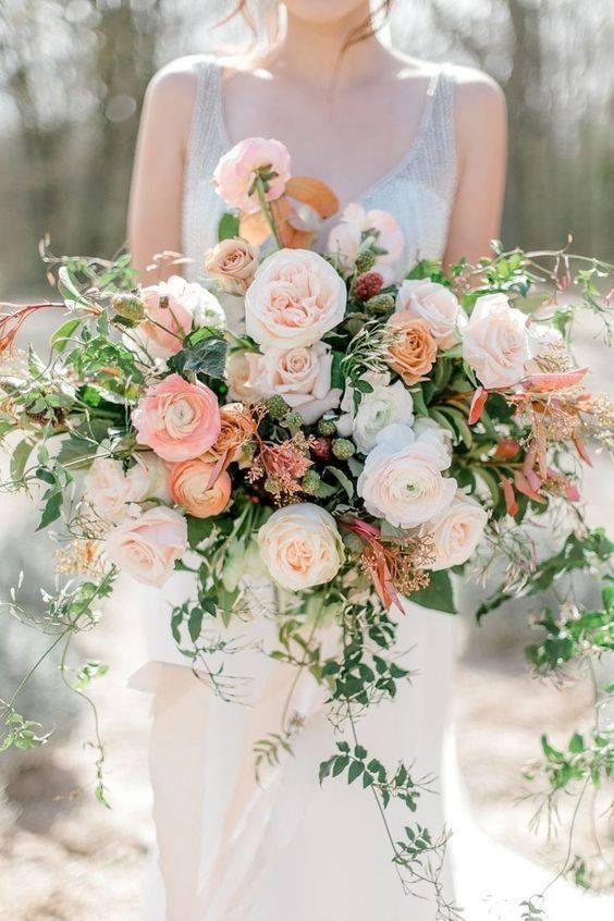 بوكيه ورد العروسه 9 صور بوكيه ورد العروسه