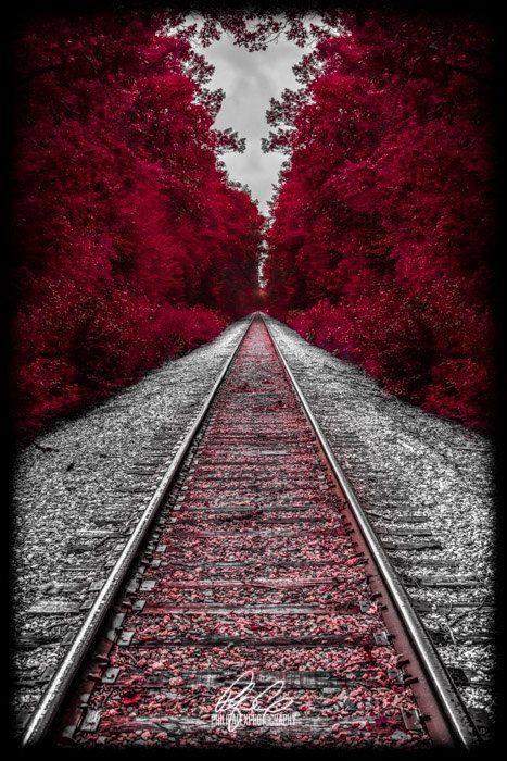 شريط السكه الحديد 19 صور قضبان السكه الحديد