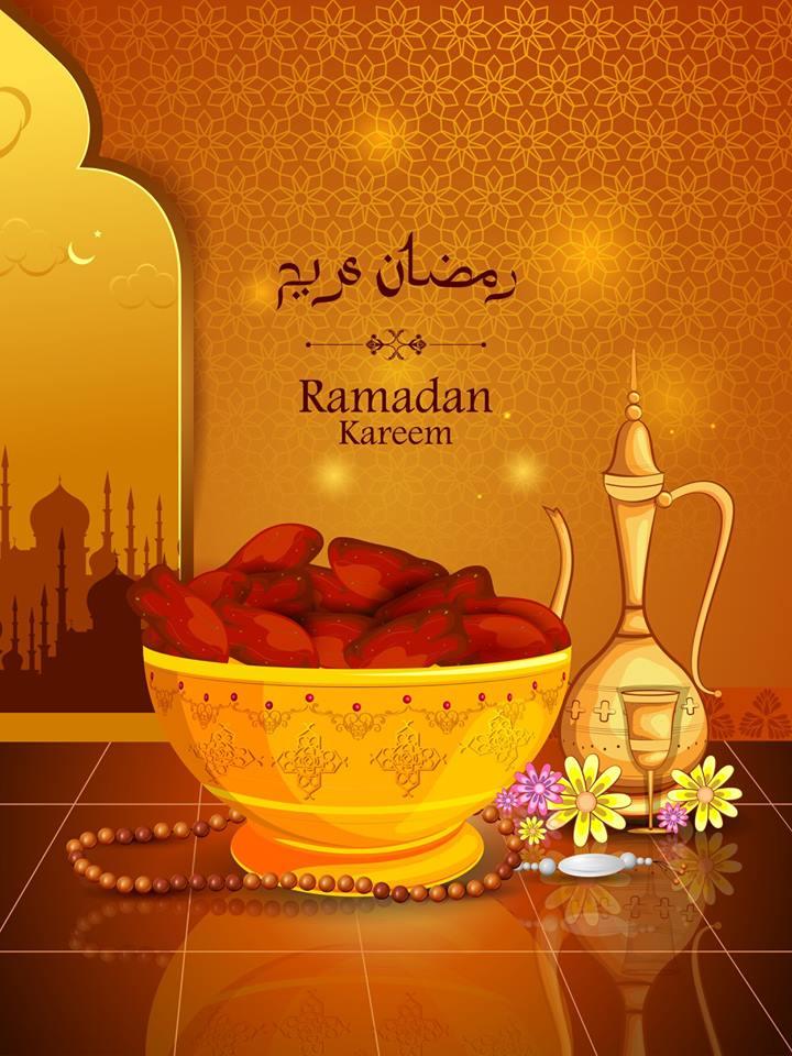 Islamic celebration background with text Ramadan Kareem 11 Islamic celebration background with text Ramadan Kareem