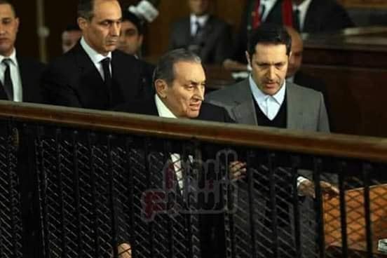 علاء مبارك الرد المناسب على تغريدة علاء مبارك