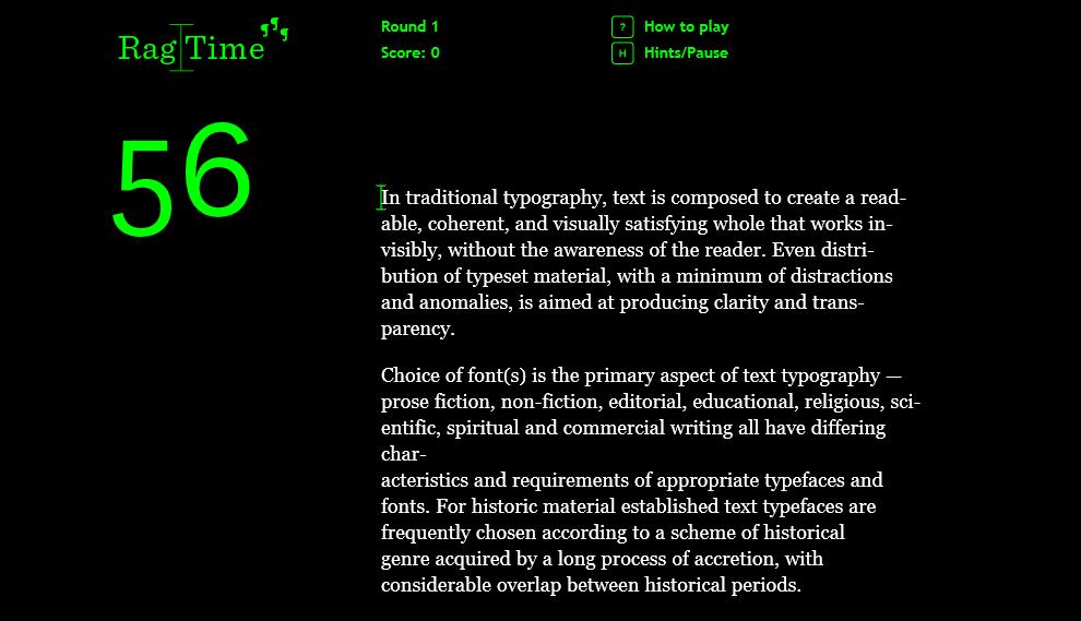 لعبه تساعد المصمم على ترتيب النصوص العاب تنميه مهارات مصمم الجرافيك