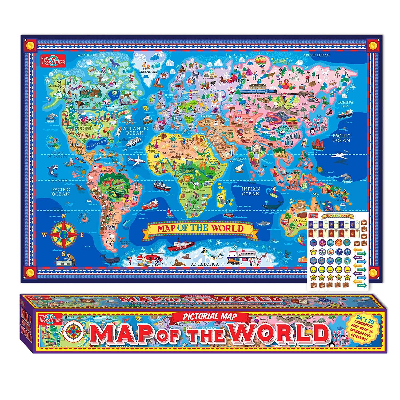 مطبوعات خريطه العالم 1 خريطة العالم