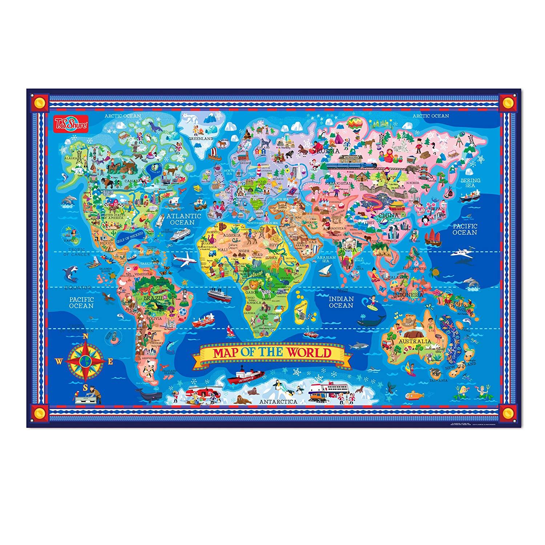 مطبوعات خريطه العالم 2 خريطة العالم