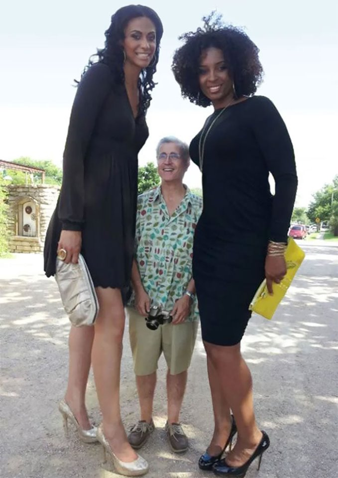 Tall People vs Short People 20 اطول الاشخاص حول العالم