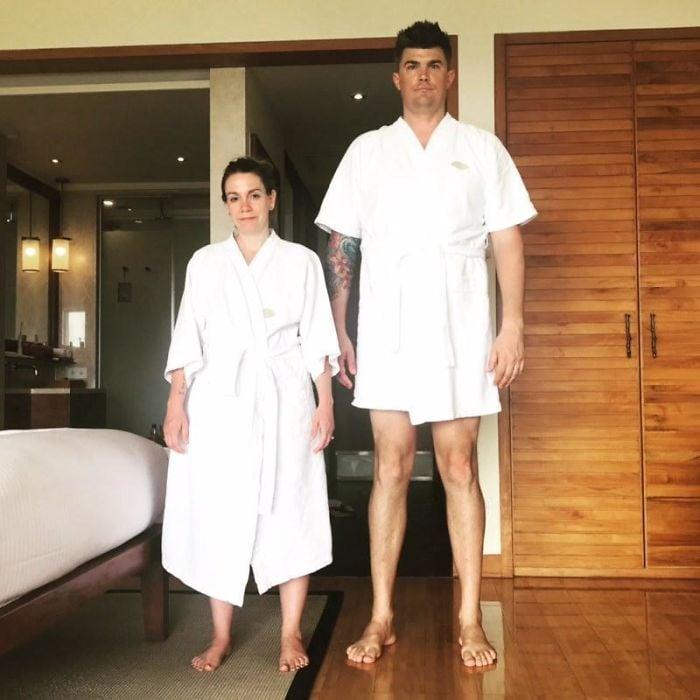 Tall People vs Short People 21 اطول الاشخاص حول العالم