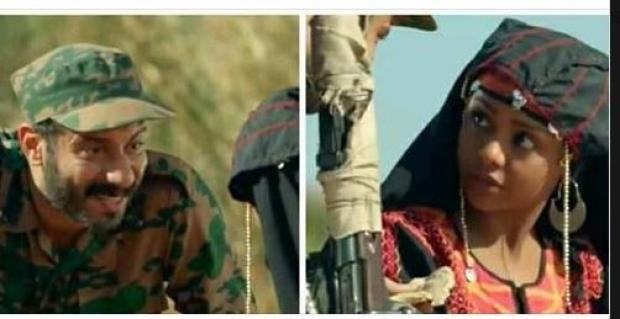 صورة هلال فيلم الممر 7 عدم وجود جندي مسيحي في فيلم الممر