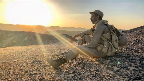 صورة هلال فيلم الممر 8 عدم وجود جندي مسيحي في فيلم الممر