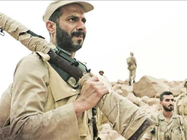 صورة هلال فيلم الممر2 عدم وجود جندي مسيحي في فيلم الممر