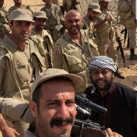 صورة هلال فيلم الممر3 عدم وجود جندي مسيحي في فيلم الممر