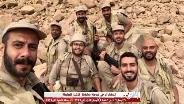 صورة هلال فيلم الممر4 عدم وجود جندي مسيحي في فيلم الممر