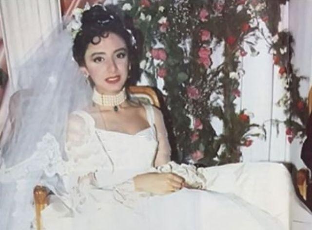 صور زواج انغام صور زفاف المشاهير والفنانين