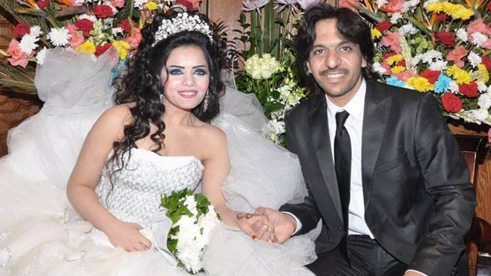 صور زواج بهاء سلطان صور زفاف المشاهير والفنانين