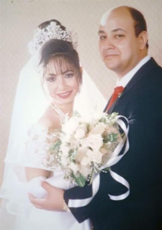 صور زواج عمرو اديب صور زفاف المشاهير والفنانين