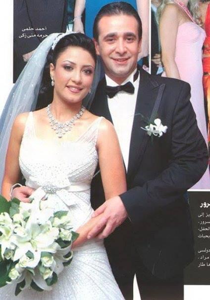صور زواج كريم عبد العزيز صور زفاف المشاهير والفنانين