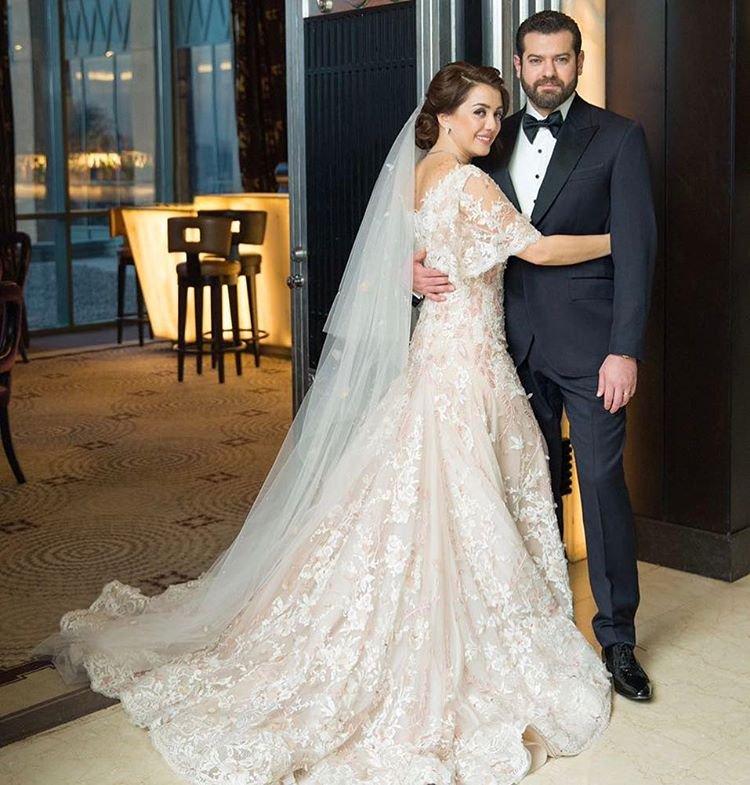 صور زواج كنده علوش صور زفاف المشاهير والفنانين