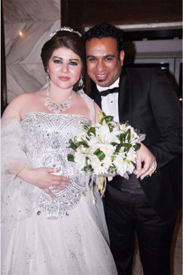 صور زواج محمود الليثي صور زفاف المشاهير والفنانين