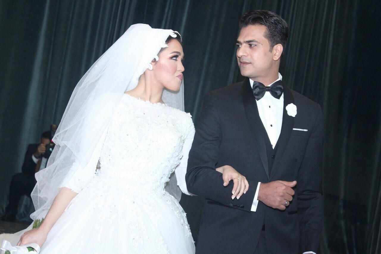 صور زواج مصطفى ابوسريع صور زفاف المشاهير والفنانين