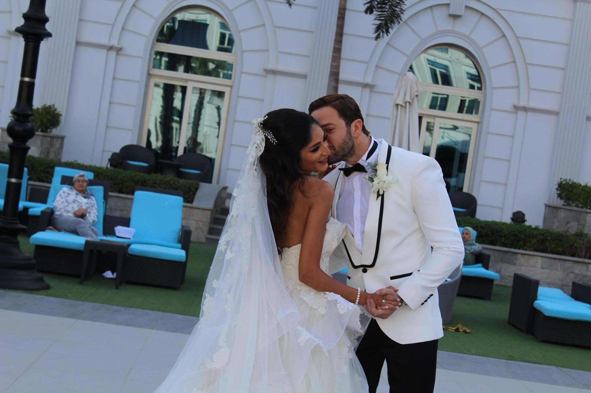 صور زواج ممثل غير محبوب 1 صور زفاف المشاهير والفنانين