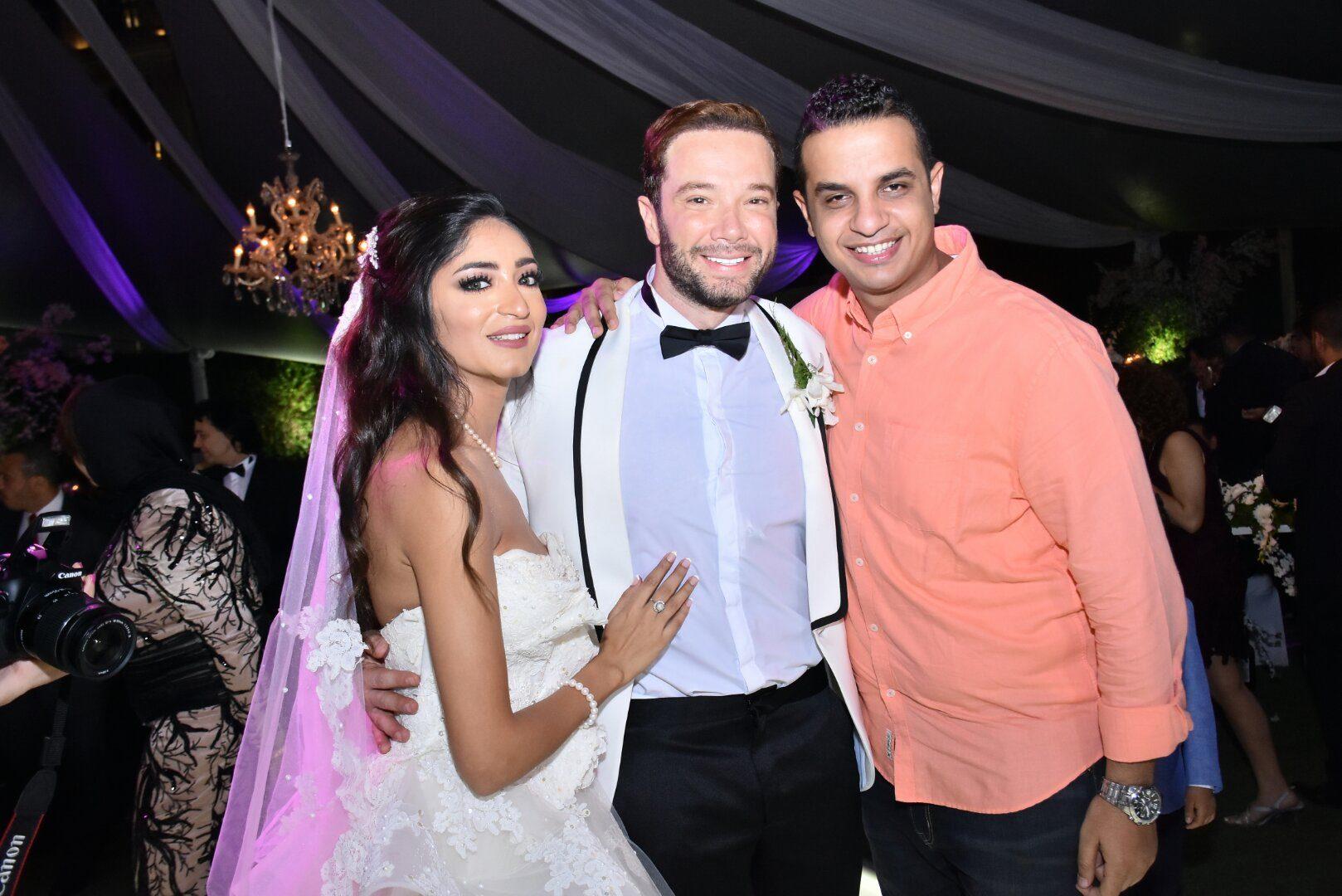 صور زواج ممثل غير محبوب 2 صور زفاف المشاهير والفنانين