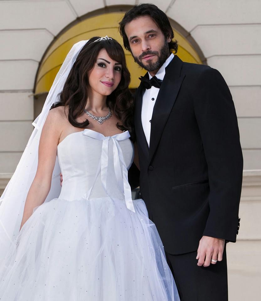 صور زواج يوسف الشريف صور زفاف المشاهير والفنانين