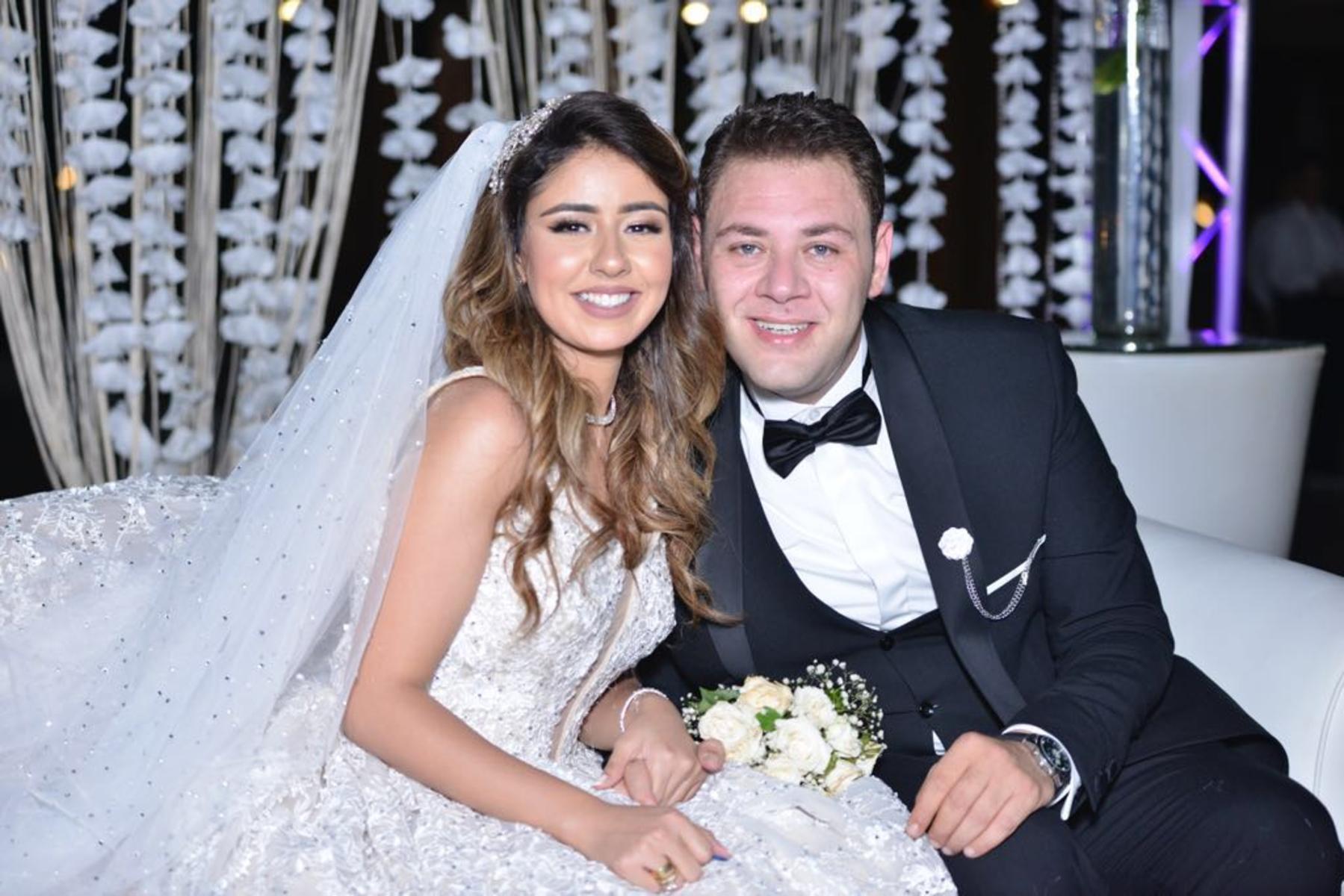 محمد علي رزق صور زفاف المشاهير والفنانين