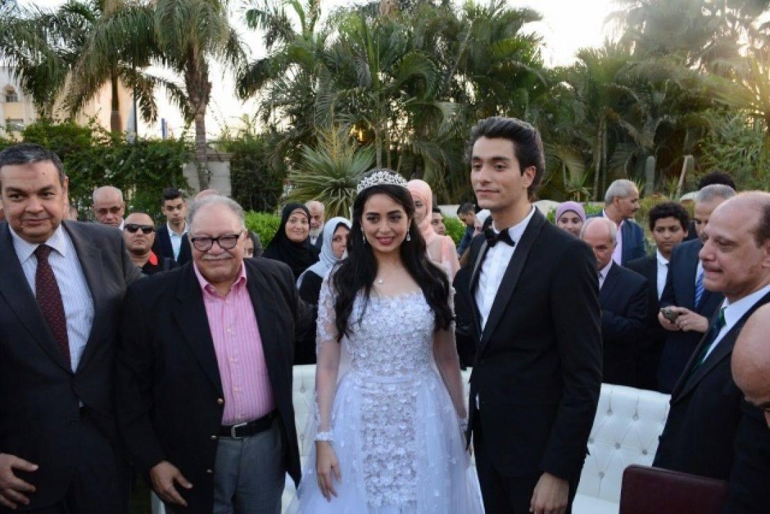 محمد محسن وهبه مجدى صور زفاف المشاهير والفنانين