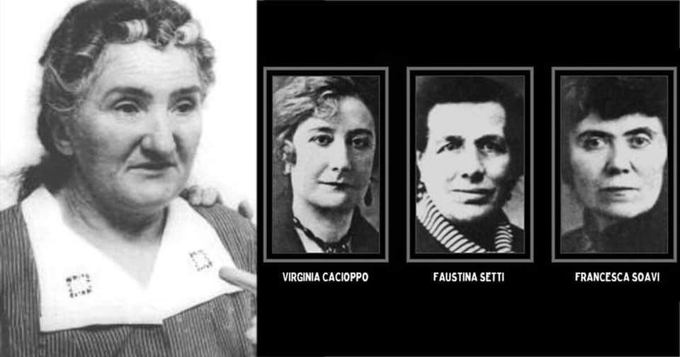 Leonarda Cianciulli 1 قصة الإيطالية التي تصنع افضل انواع الصابون من جثث ضحاياها