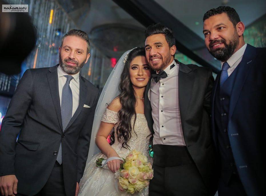 تريزيجيه 2 بالصور زوجات نجوم كره القدم المصريه