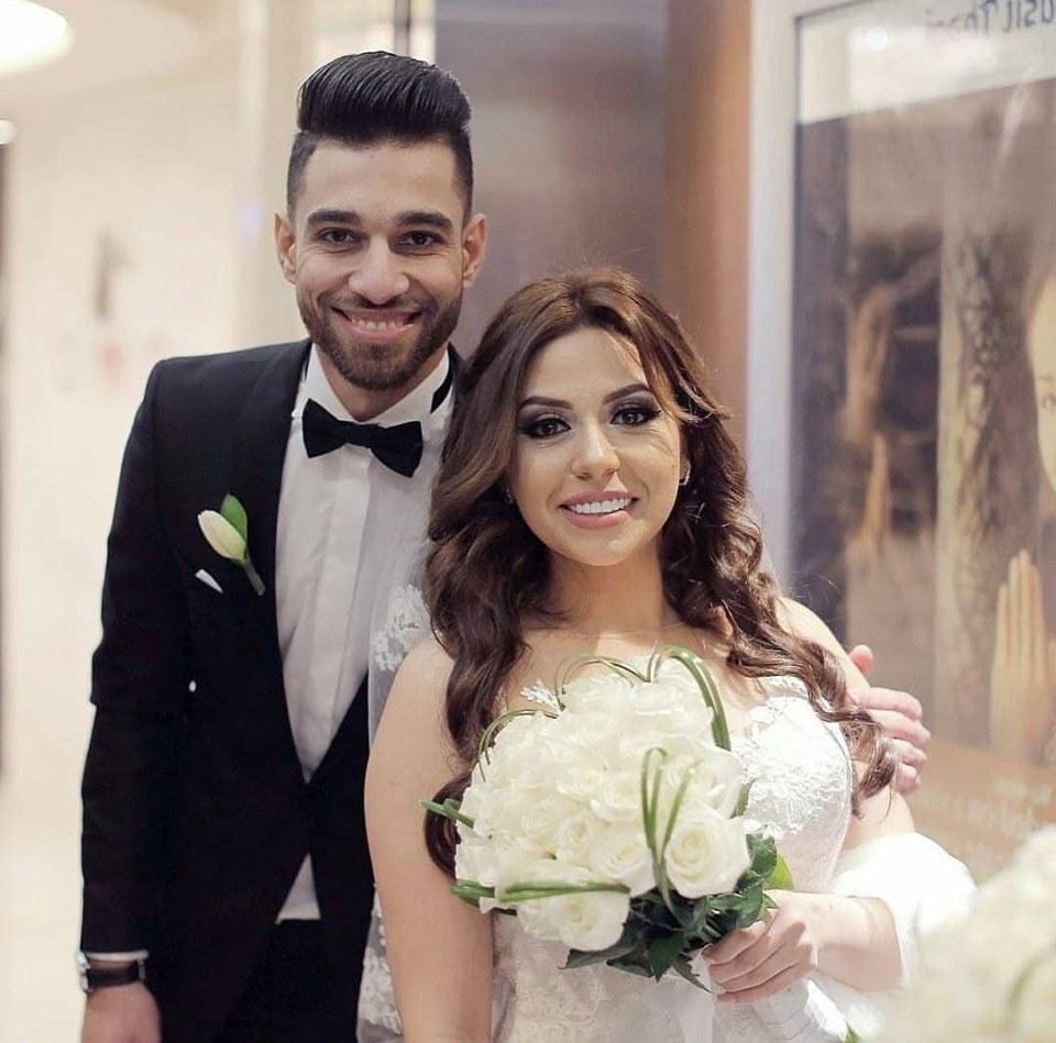 زوجات لاعبين كره القدم بالصور زوجات نجوم كره القدم المصريه